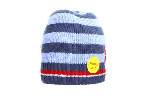 ESLI шапка дитяча 16С-8СП р.54 джинс