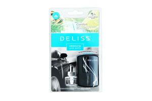 DELISS Автомобільний ароматизатор, комплект, Comfort UA 1 шт