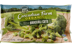 Cascadian Farm Organic Broccoli Cuts