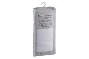 """Royal Crest Home Products Deluxe Fabric Shower Curtain or Liner 70"""" x 72"""""""