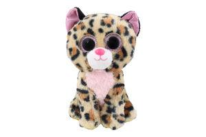 Игрушка мягкая для детей от 3лет №36367 Бурый леопард TY 1шт