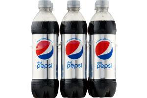 Diet Pepsi - 6 CT