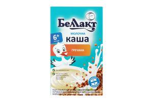 Каша молочная гречневая для детей от 6мес Беллакт к/у 200г