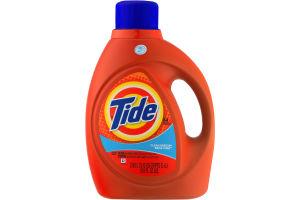 Tide Detergent Clean Breeze HE