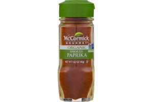 McCormick Gourmet Organic Smoked Paprika
