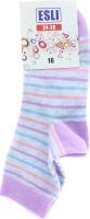 ESLI шкарпетки дитячі р.16 202 бузковий