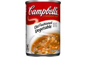 Campbell's Soup Old Fashioned Vegetable