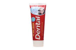 Паста зубная Dental Hot Red Jumbo доп.отбеливание
