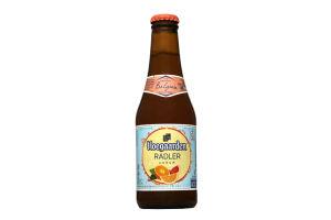 Пиво 0.25л 1.8% светлое Hoegaarden Radler Agrum бут