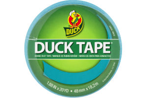 Duck Tape Turquiose