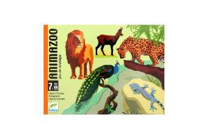 Настольная игра Djeco Зоопарк