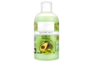 Крем-мыло жидкое Олива и авокадо Modern family 1л