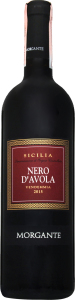 Вино 0.75л 14.5% червоне сухе Nero D'Avola Sicilia Morgante пл