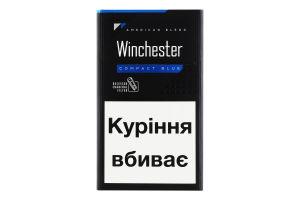 Сигареты Winchester Compact Blue 20шт