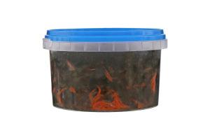 Капуста морська з морквою Русалочка п/у 400г