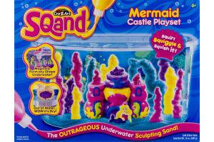 Cra-Z-Art Sqand Mermaid Castle Playset
