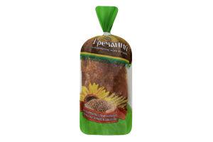 Хлеб из пророщенных зерен пшеницы Гречневый УкрЕкоХліб м/у 330г