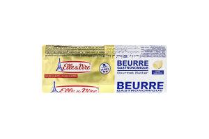 Масло 82% кислосливочное несоленое Гастрономическое Elle&Vire м/у 500г