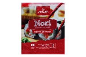 Водоросли для суши Nori Akura м/у 28г