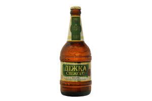 Пиво 0.5л 4.4% светлое Полтава Бочка Свежего бут