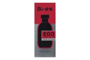 Туалетная вода мужская Ego Red Edition Bi-es 100мл