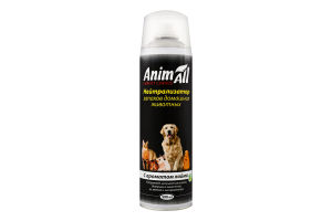 Нейтрализатор запахов домашних животных c ароматом лайма AnimAll 500мл