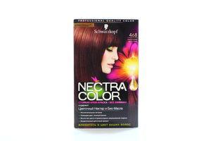 Крем-краска для волос Nectra Color Шоколадный каштановый №468 Schwarzkopf