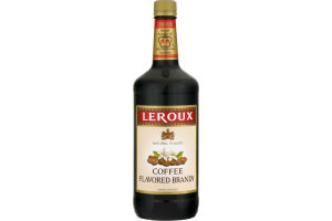 Leroux Coffee Flavored Brandy