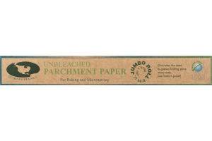 Beyond Gourmet Unbleached Parchment Paper Jumbo Roll