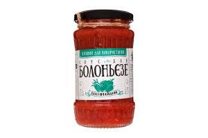 Соус для болоньєзе вегетаріанський Рецепти тітоньки Адж с/б 340г