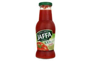 Сок томатный с солью Jaffa с/бут 0.25л
