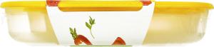 Набор контейнеров 3в1 пищевых прямоугол.