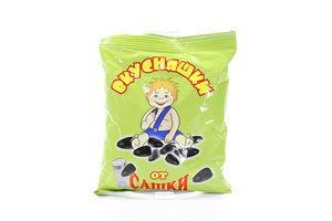 Семечки жареные соленые Вкусняшки от Сашки м/у 140г