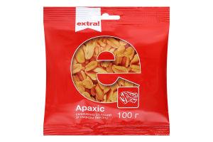 Арахіс смажений солоний зі смаком бекону Extra! м/у 100г