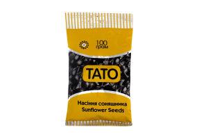 Семечки жареные соленые ТАТО м/у 100г