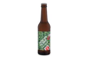 Пиво 0.33л 5.1% светлое нефильтрованное Правда Fresh Hop Pilsner бут