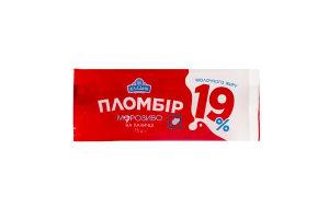 Мороженое 19% пломбир на палочке Хладик м/у 75г