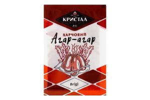 Агар-агар харчовий Кристал м/у 8г