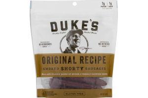 Duke's Smoked Shorty Sausages Original Recipe