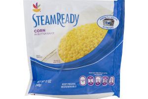 Ahold SteamReady Corn in Butter Sauce