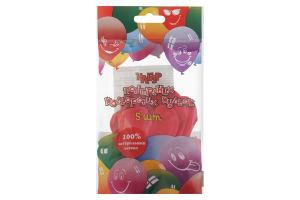 Шарики воздушные Party Favors Красные Сердца 61210