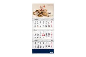 Календарь 2019 1шт