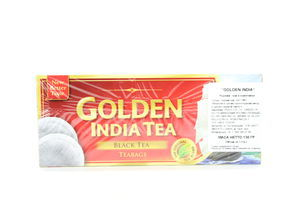 Чай черный Golden India Posti к/у 100х1.3г