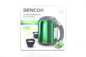 Чайник ел.Sensor SWK 1272GR зелений