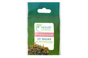 Крем-бальзам от лишая и псориаза Healer Cosmetics 10г