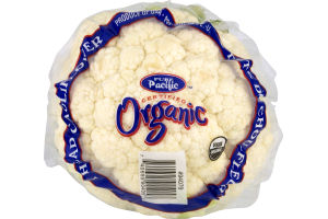 Pure Pacific Organic Cauliflower Head