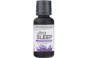 FoodScience Advanced Naturals Ultra Sleep Liquid Dietary Supplement