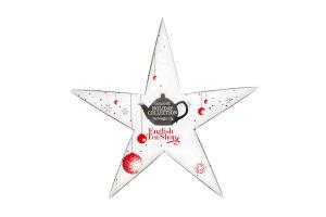 Набор чая English Tea Shop Red&Silver Star подароч