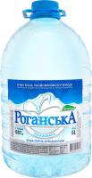 Вода питна негазована Роганська п/пл 5л
