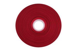 Стрічка атласна 2.5смх91м темно-червона №DL-25mm 260 ТОВ СП Украфлора 1шт